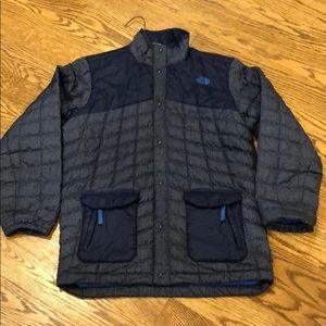Kids Navy North face Jacket